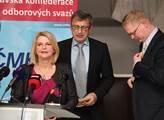 Proběhlo jednání představitelů KDU-ČSL a ČMKOS na ...