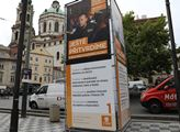 Reklamní kampaň k volbám do pražského zastupitelst...