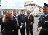 Slovenský velvyslanec Peter Weiss