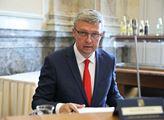 Prezident jednal s  Havlíčkem a experty na hospodářství. Řešily se i Dukovany