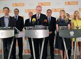 ČSSD představila priority, které chce v koaliční v...