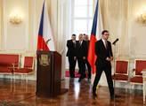 Prezident Miloš Zeman hovořil k aktuálním tématům....