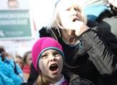 Demonstrace za svobodu podnikání, proti EET a prot...