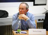 Martin Švehla, novinář, odborník v oblasti komunik...