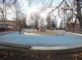 Jeden z krnovských parků