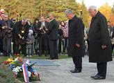 Prezident Německa Joachim Gauck navštívil v doprov...