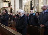 Requiem za Jana Palacha v Týnském chrámu