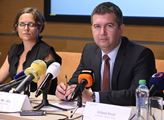 Briefing ministra vnitra Jana Hamáčka k dalšímu po...