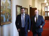 Jan Hamáček, 1. místopředseda vlády a ministr vnit...