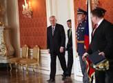 Prezident Miloš Zeman jmenoval Miladu Tomkovou, Ja...