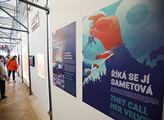 Výstava Sametová revoluce: Říká se jí sametová v N...