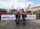 Národní pochod pro život a rodinu, který pořádalo ...