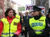 Pochod proti smlouvě ACTA