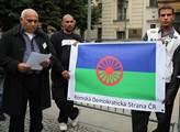 Účastnili se i zástupci Romské demokratické strany