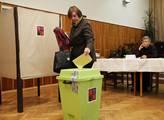 Kde volili slavní? Jandák v jižních Čechách. A kde volil Kalousek?