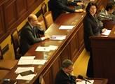 Sněmovna se zabývala mimo jiné i návrhem ústavního...