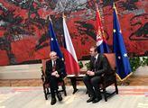 Doutnalo to a už to bouchlo. Horké téma Kosovo: Hází se to na Havla, ale udělal to Zeman! A Schwarzenberg? Stydím se za to jako občan...