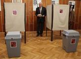 Václav Klaus s chotí odvolili na základní škole v ...