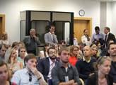 Panelová diskuse o roli lidských práv v evropské a...