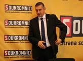 Kandidát do Senátu za Soukromníky Jozef Regec