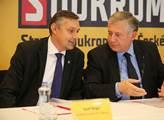 Kandidáti do Senátu za Soukromníky Jozef Regec a J...