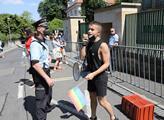 Vyjádření nesouhlasu s politikou Maďarska vůči LGB...