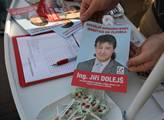 Neméně důležitou součástí kampaně je petice proti ...