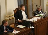 Okamura (SPD): Česká televize si dělá průzkumy sama