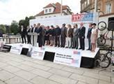 Zahájení horké fáze kampaně TOP 09 pro krajské a s...