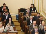 Rozšíření zákona o EET ve třetím čtení ve sněmovně...