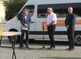 Rozhovor moderátora s kandidáty ČSSD v Olomouckém ...