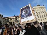 Další demonstrace v návaznosti na středeční protes...
