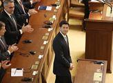 Předseda Sněmovny reprezentantů USA Paul Ryan navš...