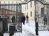 Bezpečnostní kontroly na Pražském hradě