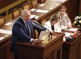 Předkladatel novely zákona o zbraních ministr vnit...