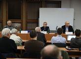 Panelová diskuse: 30 let od sametové revoluce – dů...