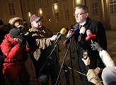 Prezident Miloš Zeman přijal kandidáta na ministra...