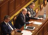 Program březnového zasedání poslanecké sněmovny sc...