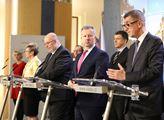 Jednání Národní koalice pro boj se suchem
