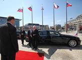Prezident Slovenska Ivan Gašparovič přijal ve svém...