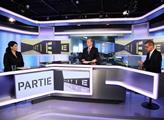 Do televizní debaty Partie zavítala Jana Bobošíkov...
