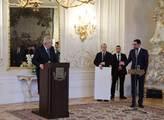 Prezident Miloš Zeman se setkal s předsedou Fondu ...