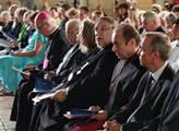V Betlémské kapli v Praze se konala bohoslužba Cír...