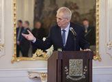 Krize kolem ČT? Do situace vstoupil prezident Zeman. Nečekaným krokem