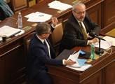 Ministr financí Andrej Babiš se hlásí o slovo