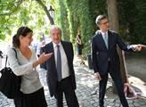 Křest knihy Milana Syručka Francois Mitterrand- Os...