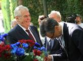 Zdravice s Milošem Zemanem