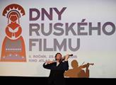 Zahájení druhého ročníku Dnů ruského filmu. První ...