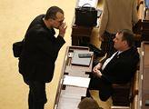 Sněmovna volila členy do rady ČT a Rozhlasu. Po vo...