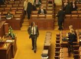 Takhle se schází sněmovna před svým říjnovým zased...